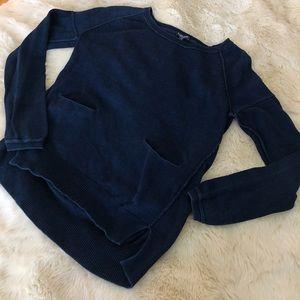Splendid navy pullover